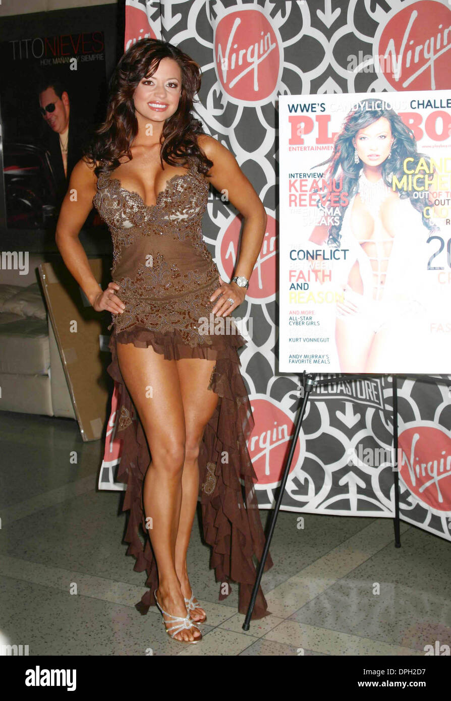Candice Michelle Playboy Pics