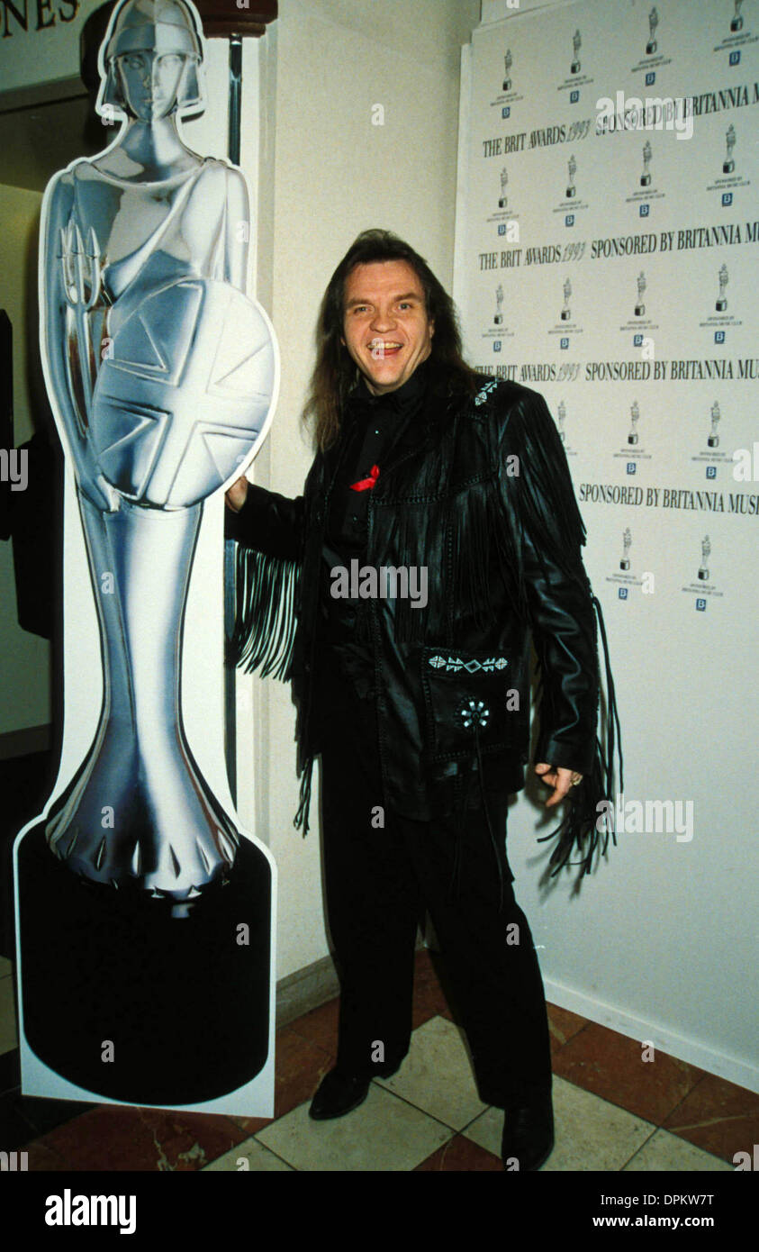 Oct. 12, 2006 - A10401.BRIT AWARDS 1993. DAVE BENETT-   GETTY IMAGES.(Credit Image: © Globe Photos/ZUMAPRESS.com) - Stock Image