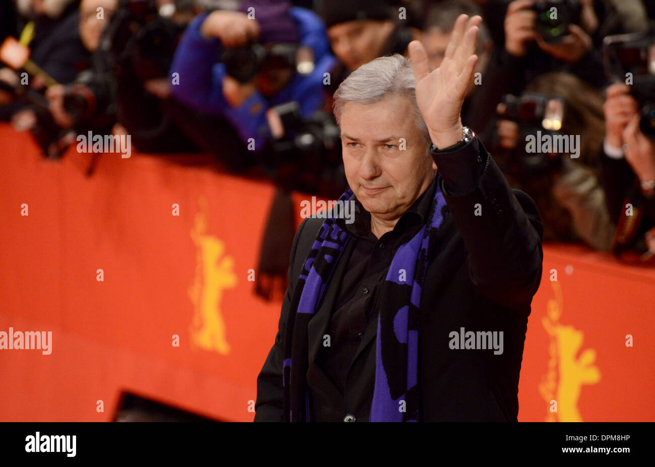 Klaus Wowereit - 63rd Annual Berlinale International Film Festival Closing Ceremony, Berlin - February 16th 2013 Stock Photo