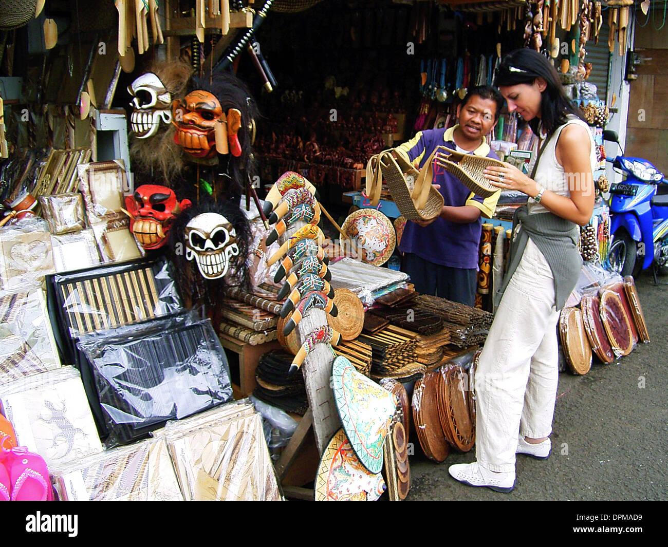 Market Handicraft Ubud Bali Indonesia Stock Photo 65600789 Alamy
