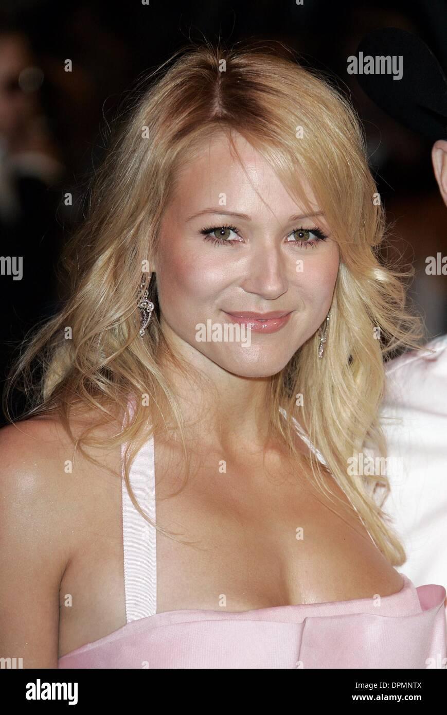 Mar. 28, 2006 - West Hollywood, LOS ANGELES, USA - JEWEL.SINGER.VANITY FAIR PARTY 2006.MORTONS, WEST HOLLYWOOD, LOS ANGELES, USA.LAQ66171.K47133.03-05-2006.(Credit Image: © Globe Photos/ZUMAPRESS.com) - Stock Image