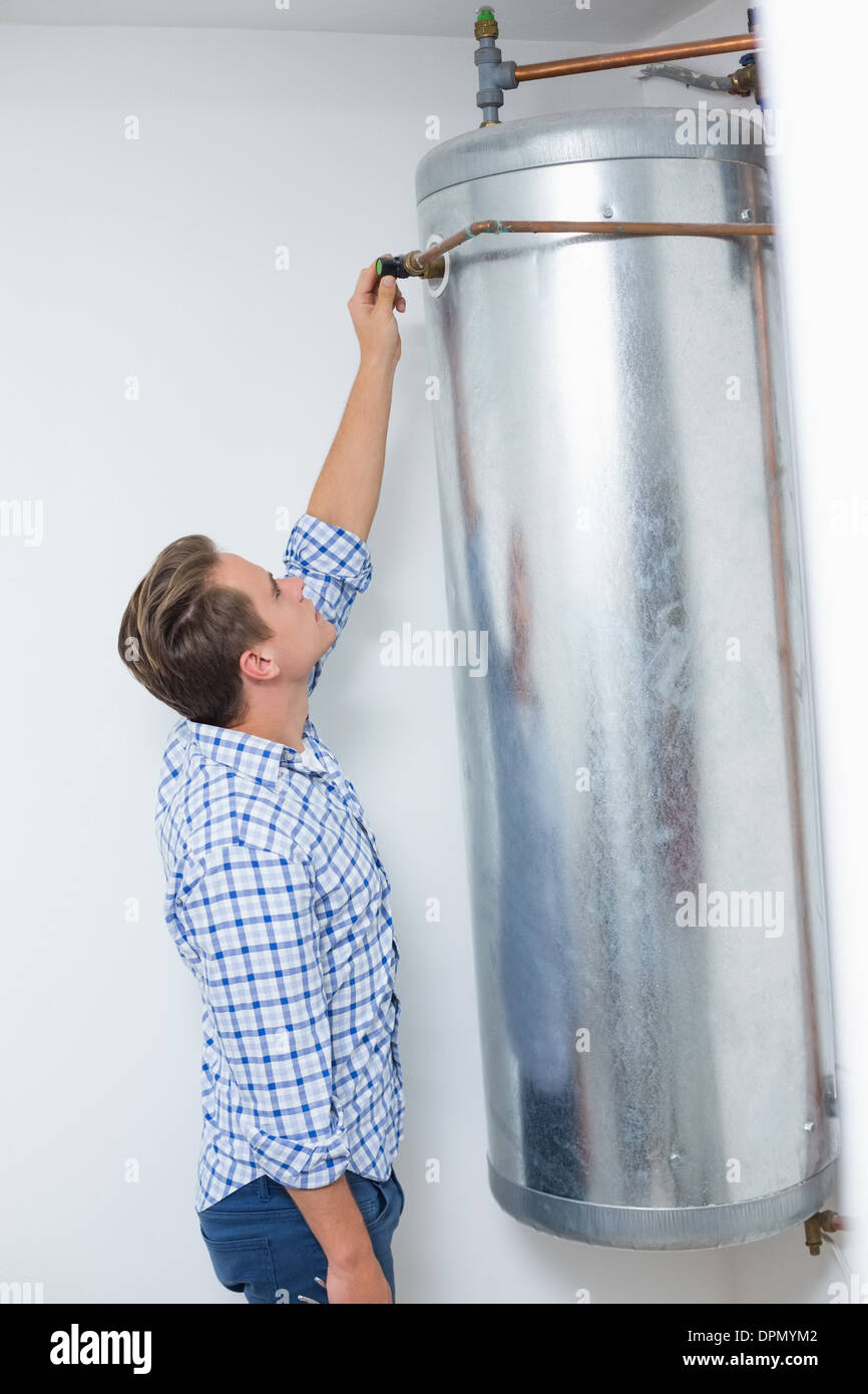 Hot Water Heater Stock Photos & Hot Water Heater Stock Images - Page ...