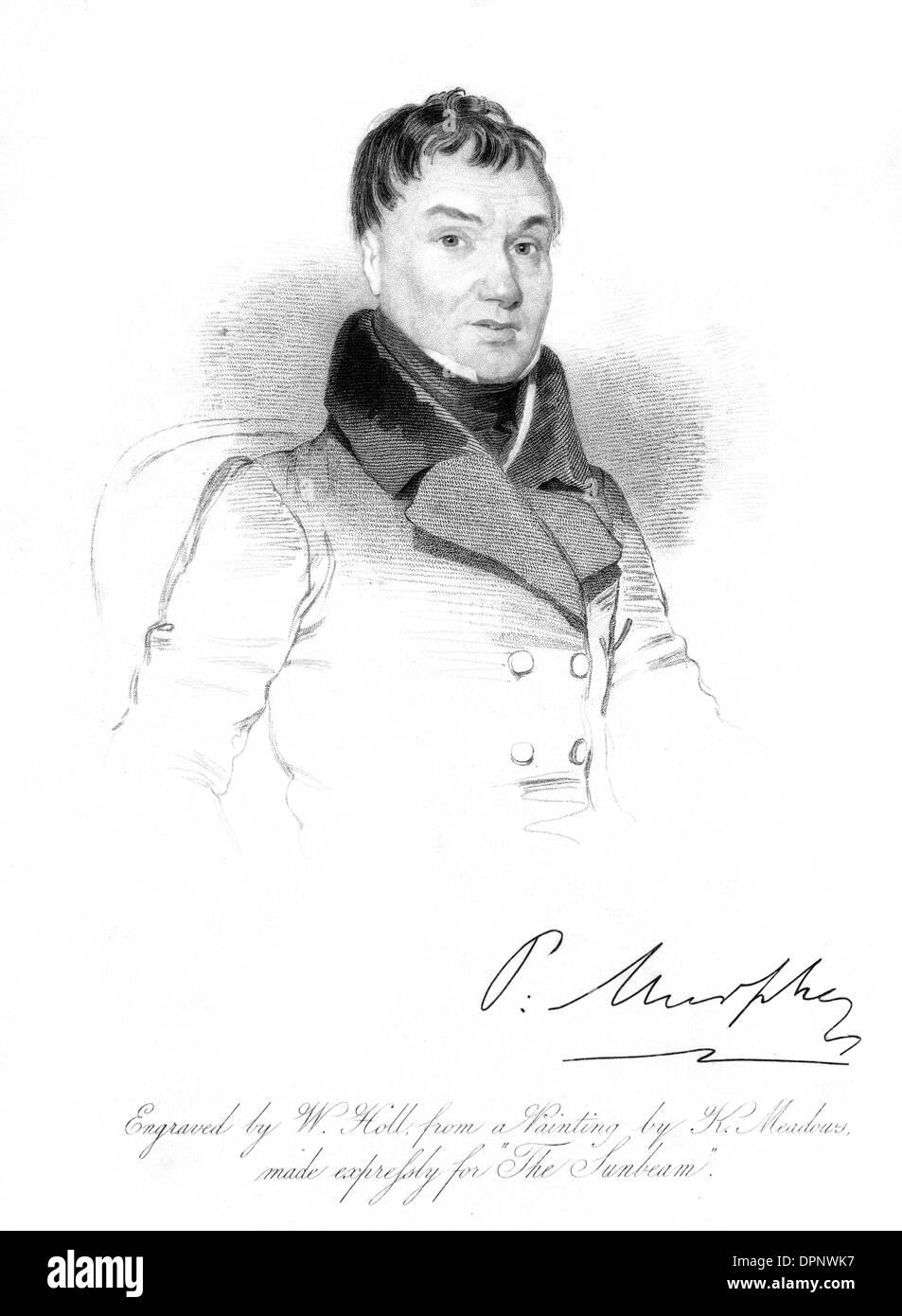 PATRICK MURPHY - Stock Image