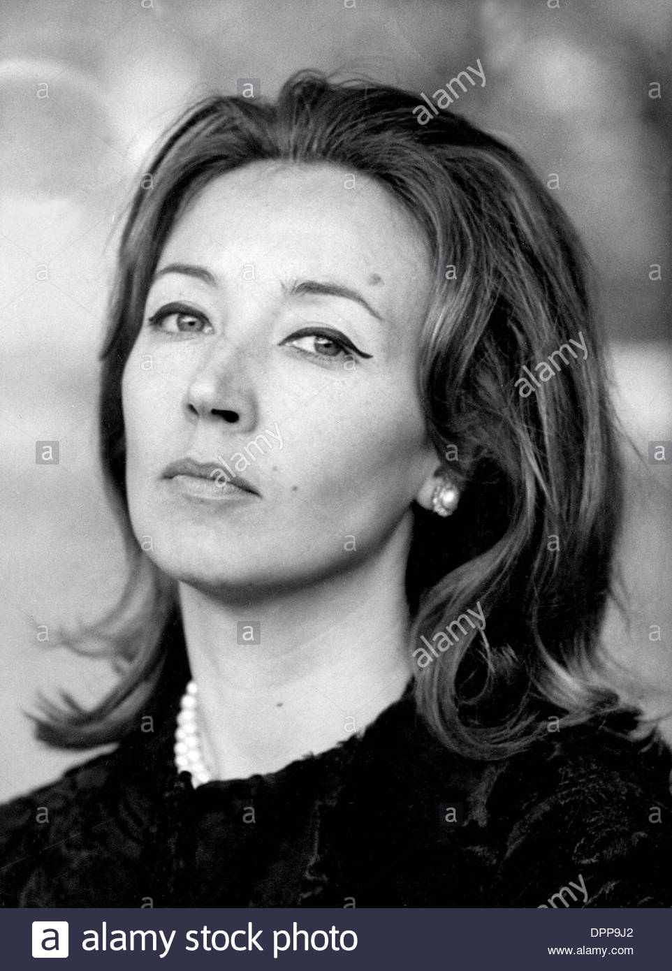 Oriana Fallaci High Resolution Stock Photography and Images - Alamy