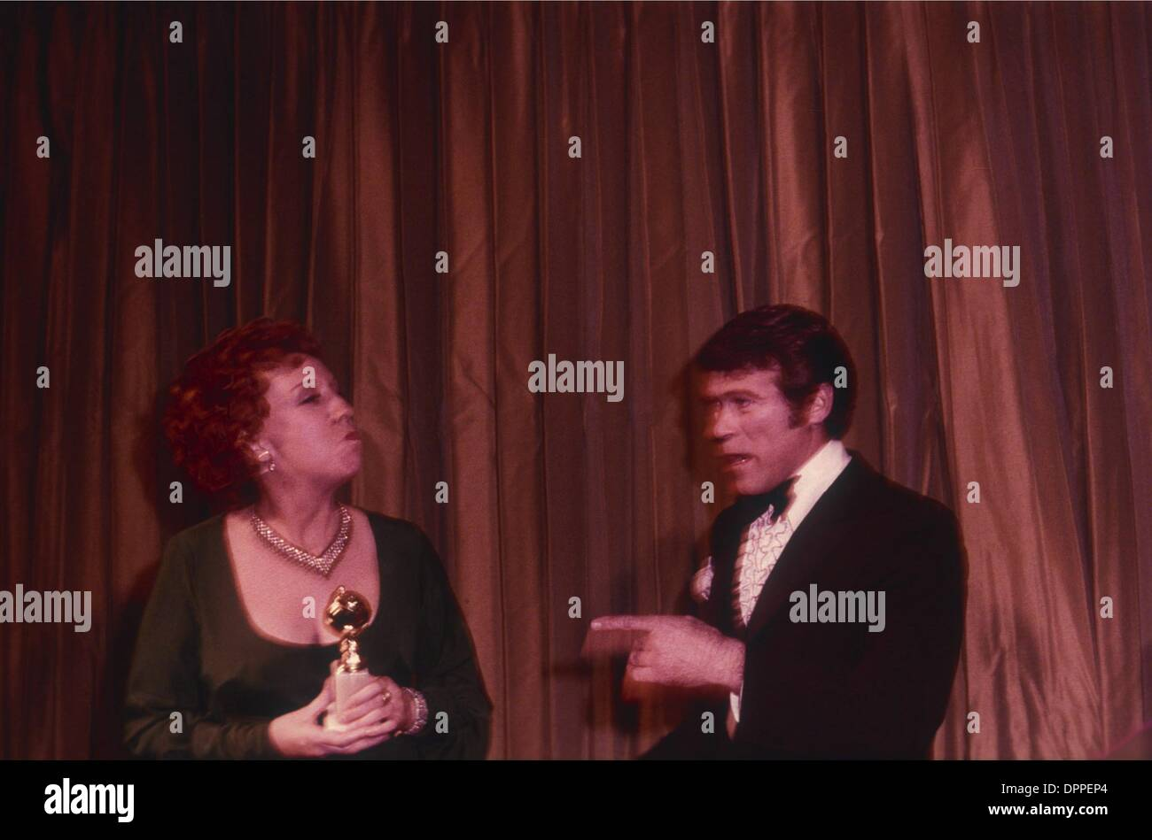 Dec. 29, 2005 - JEAN STAPLETON WITH CHRISTOPHER GEORGE.©  TRENDS-(Credit Image: © Globe Photos/ZUMAPRESS.com) - Stock Image