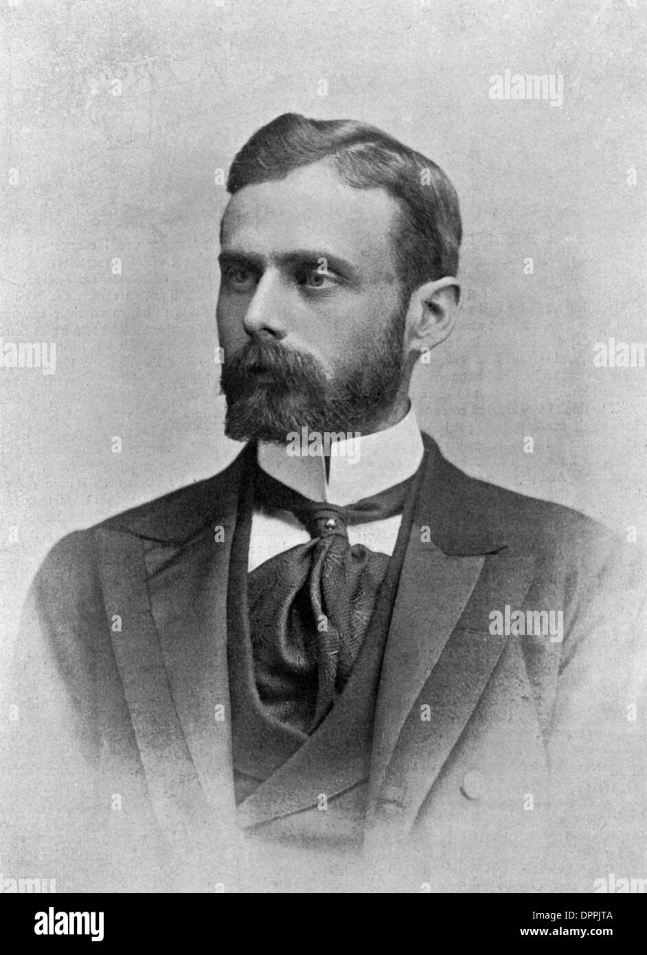 SIR GILBERT PARKER - Stock Image