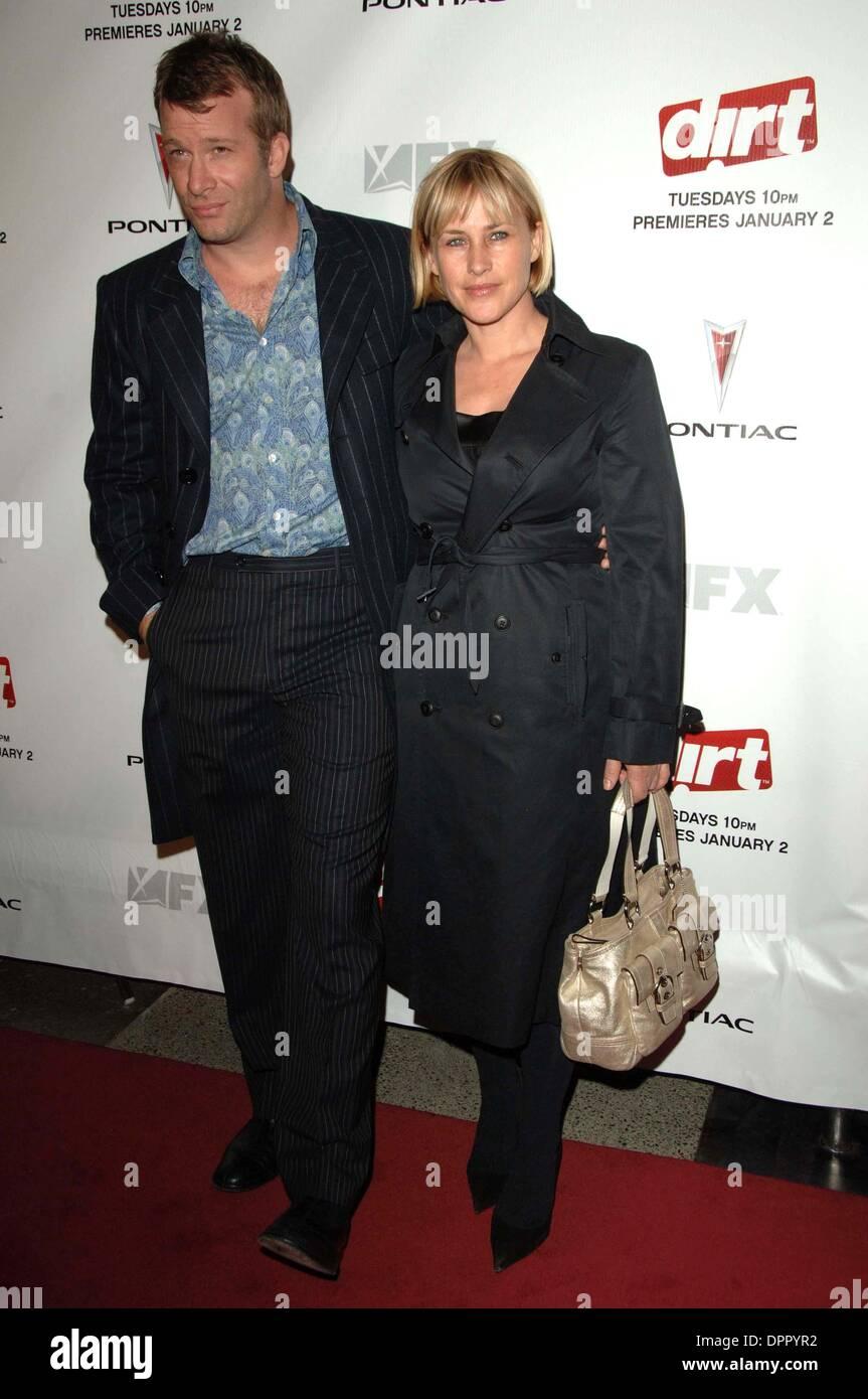 David Arquette And Patricia Arquette Stock Photos & David Arquette