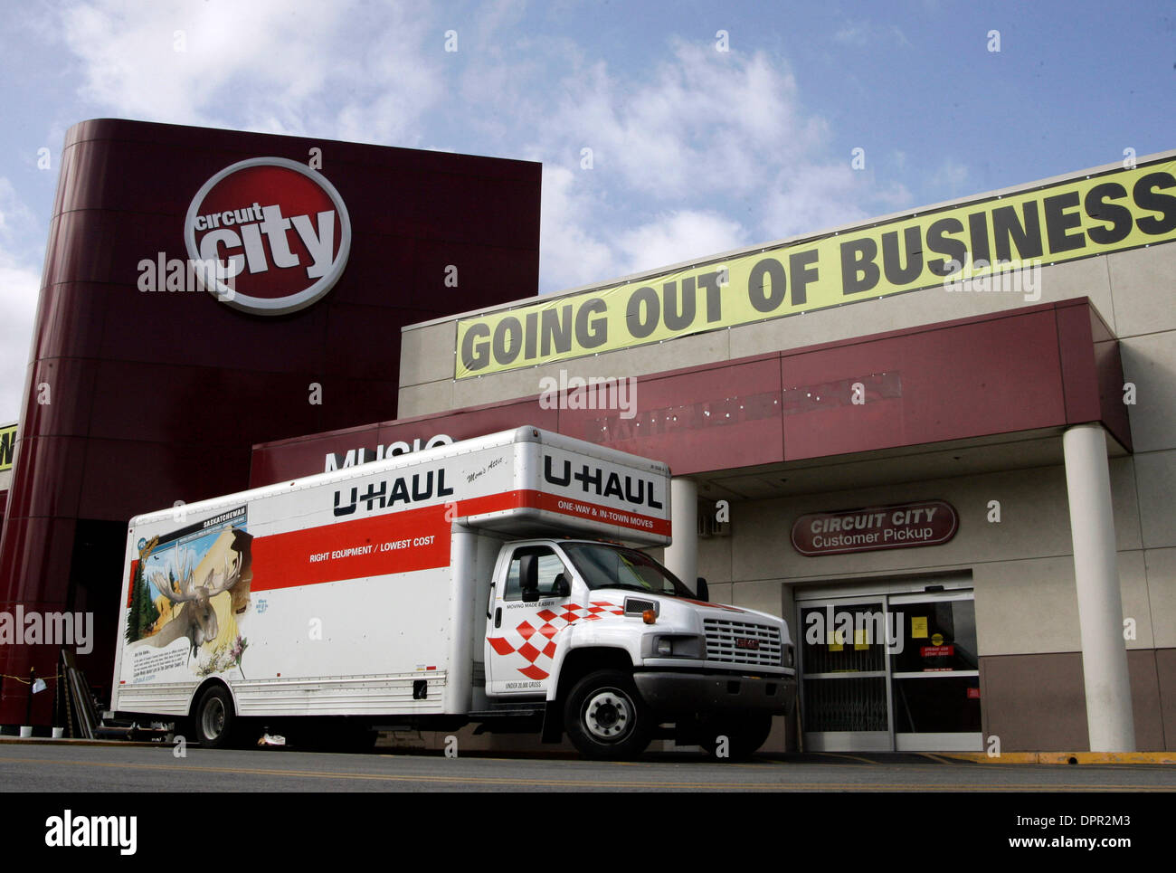 Circuit City Stores Stock Photos Images