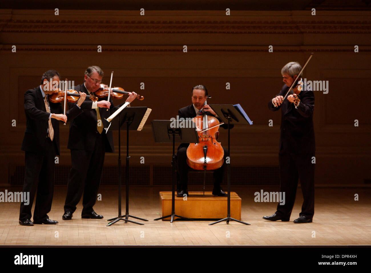 String Quartet Performing Stock Photos & String Quartet Performing