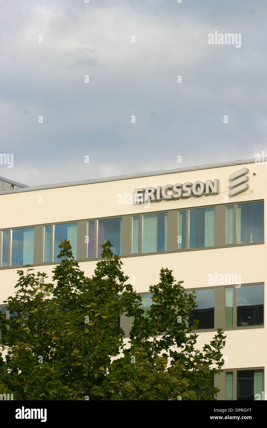 May 01, 2009 - Stockholm, Sweden - Wireless equipment maker