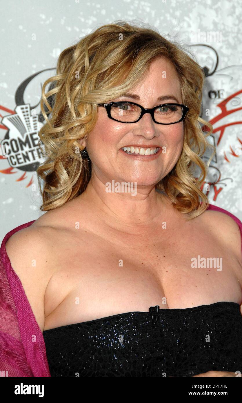 Maureen McCormick during the Comedy Central Roast of LARRY
