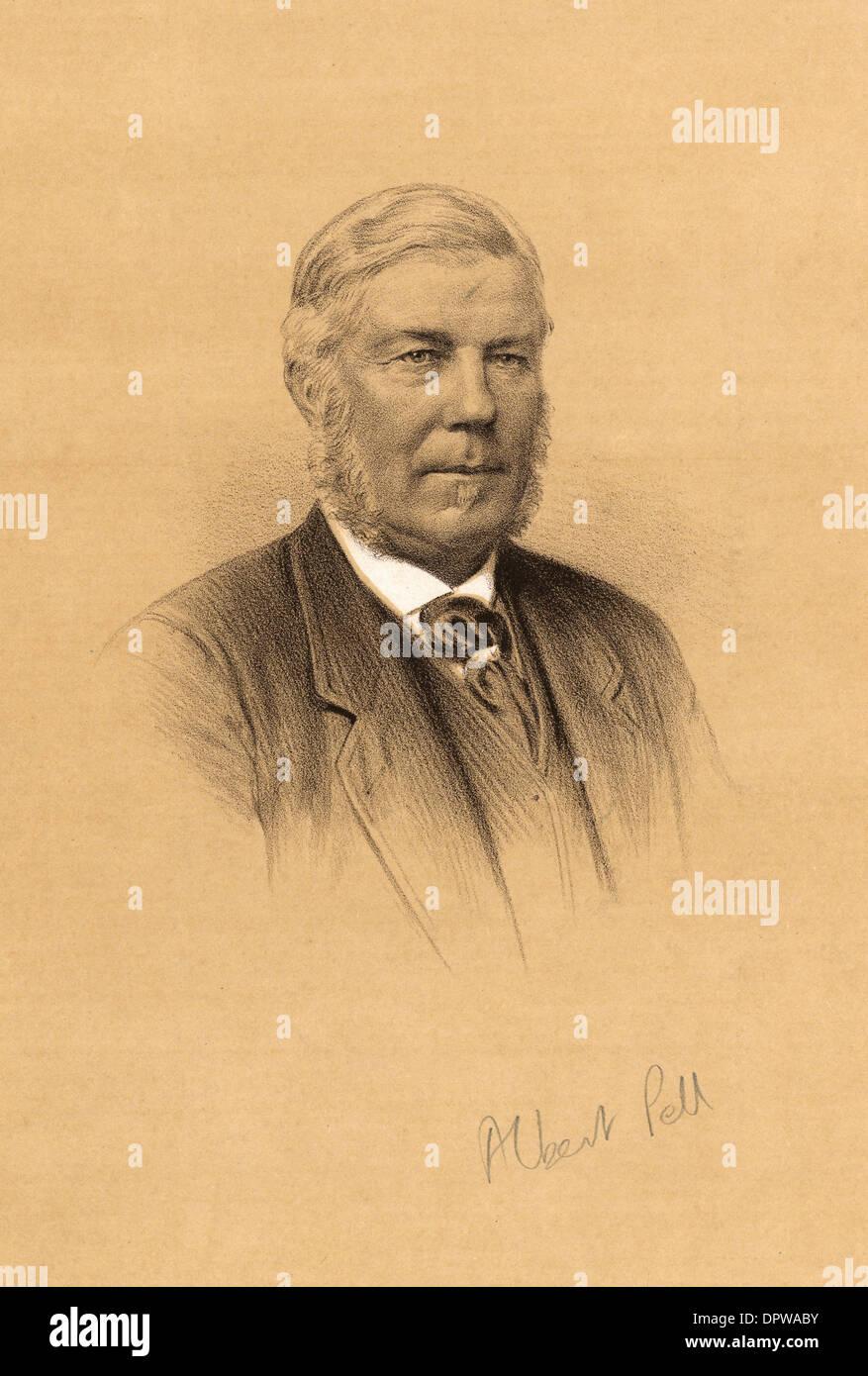 ALBERT PELL - Stock Image