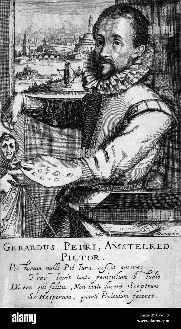 GERARD PETERS - Stock Image
