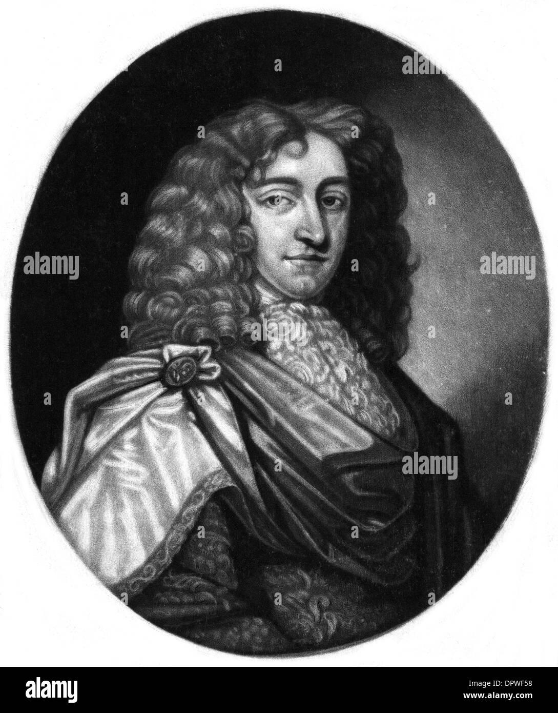 SIR WILLIAM PORTMAN - Stock Image