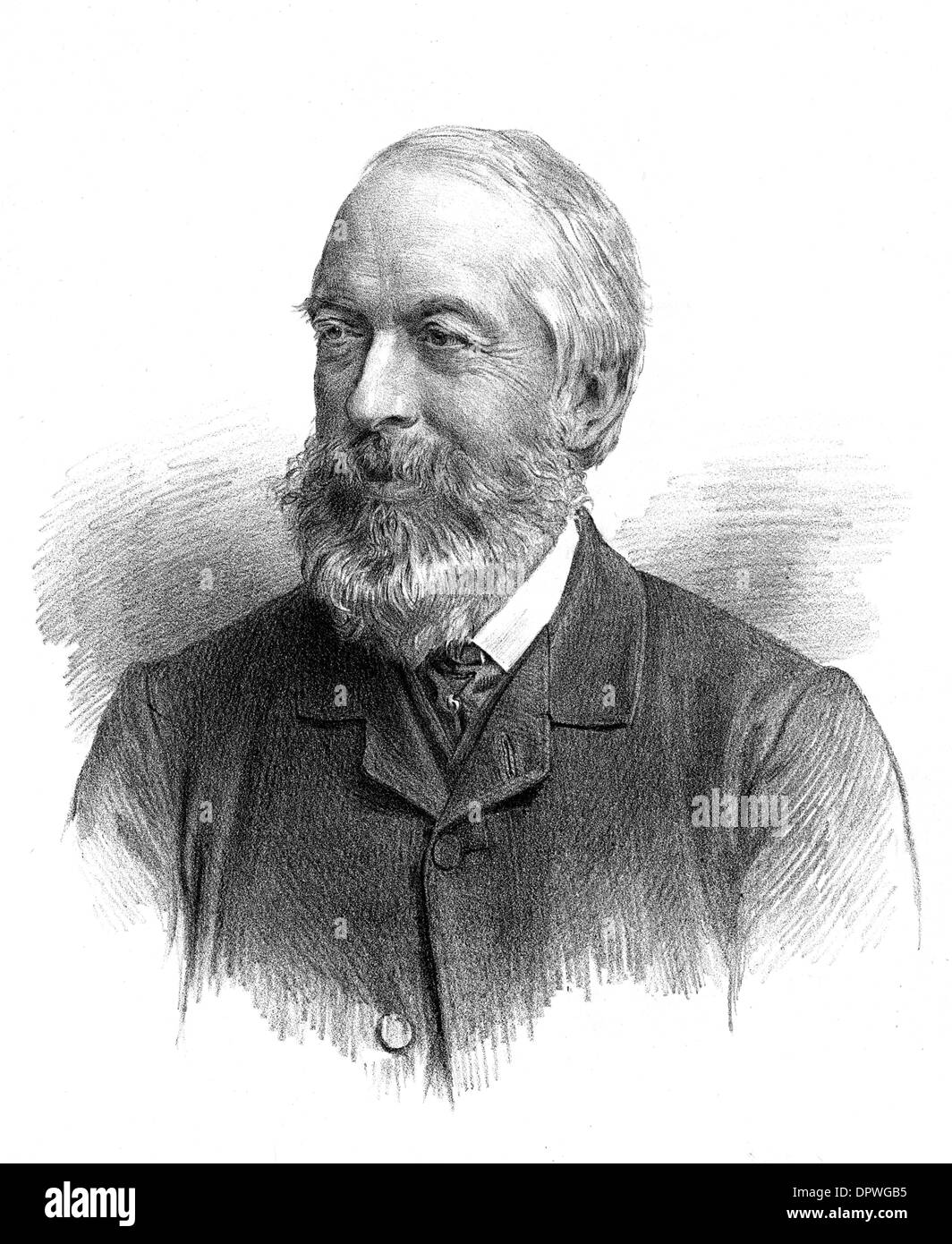 HENRY CECIL RAIKES - Stock Image