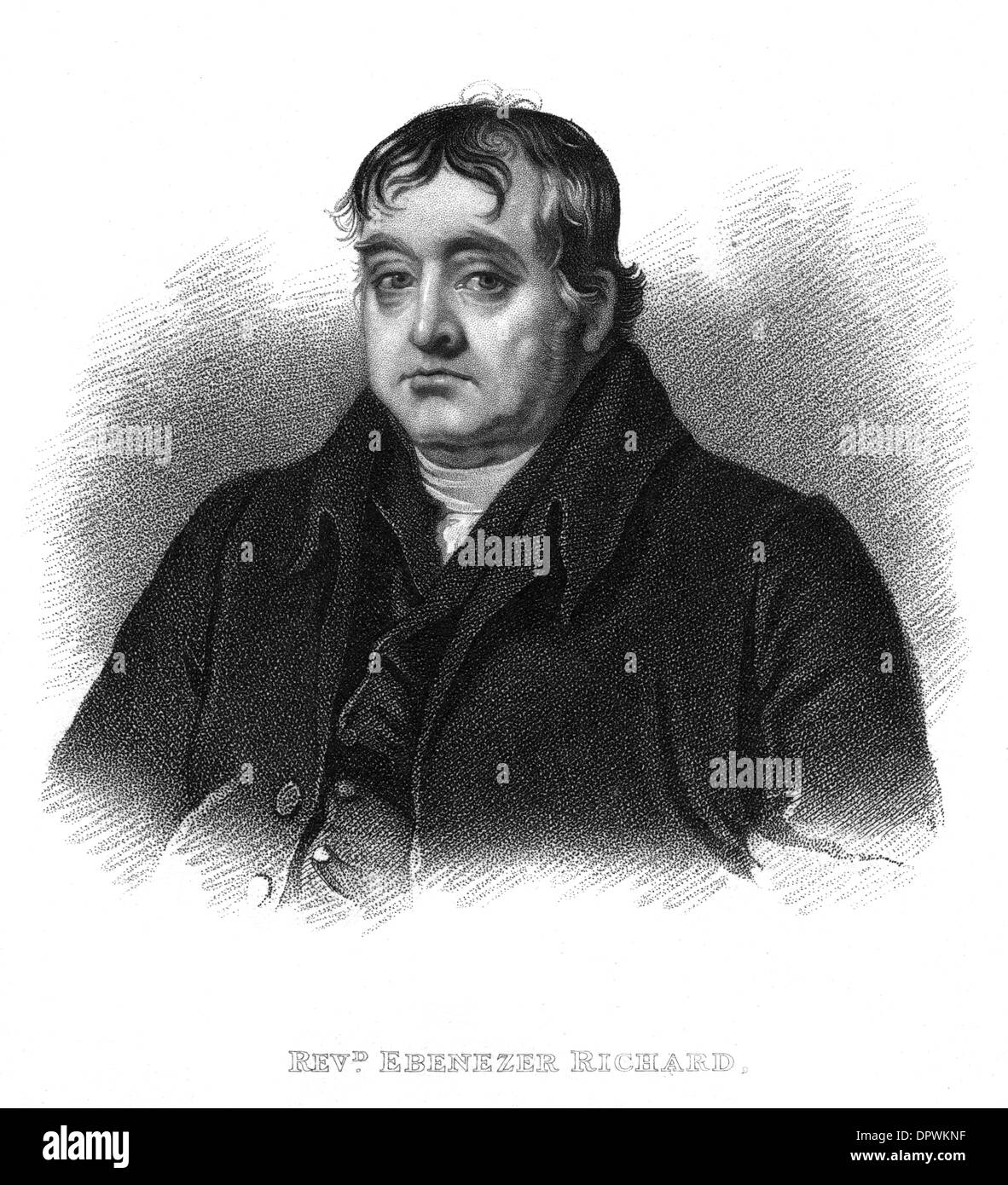 EBENEZER RICHARD - Stock Image
