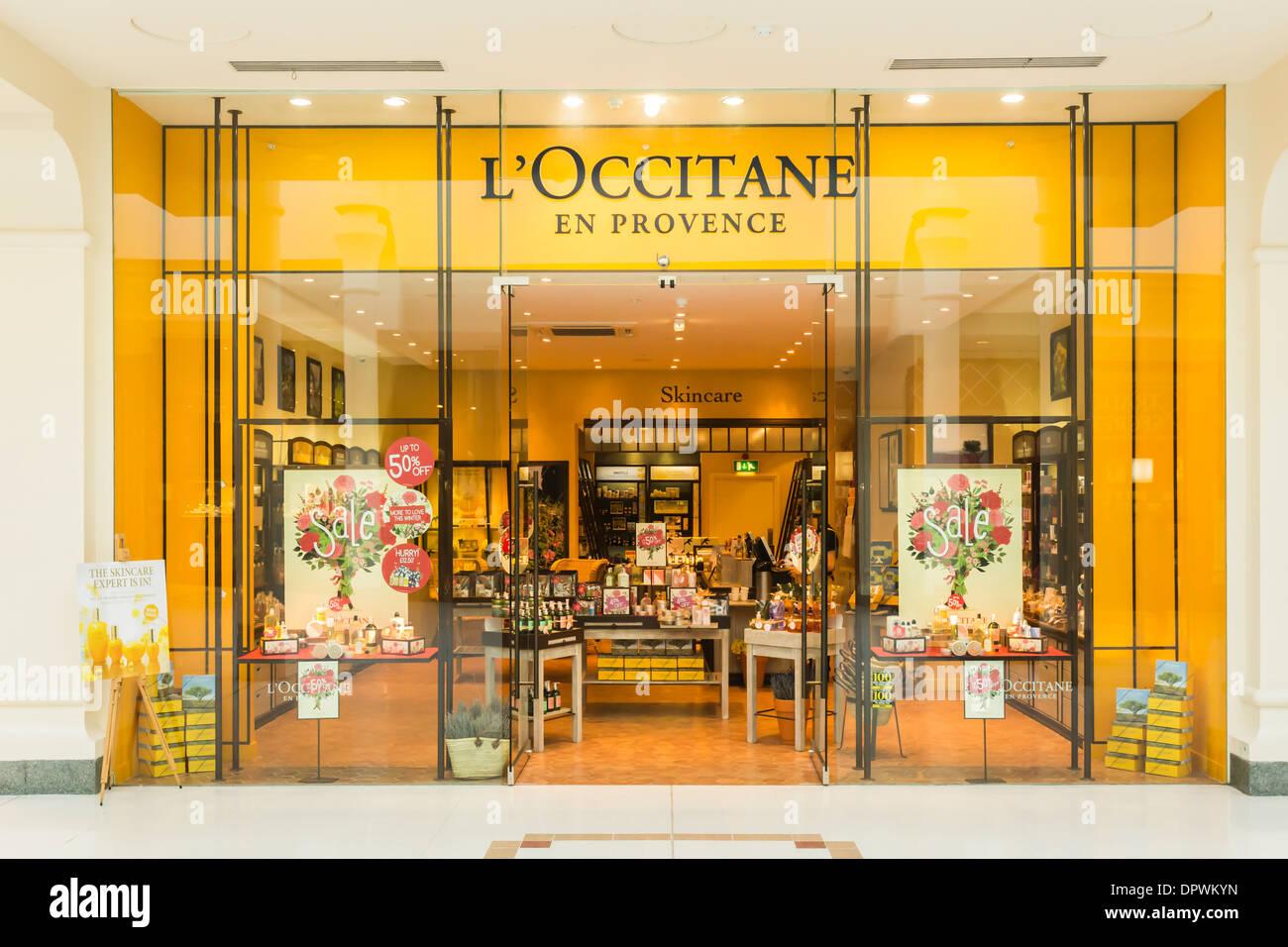 L'Occitane En Provence Shop Front Retail Stock Photo ...