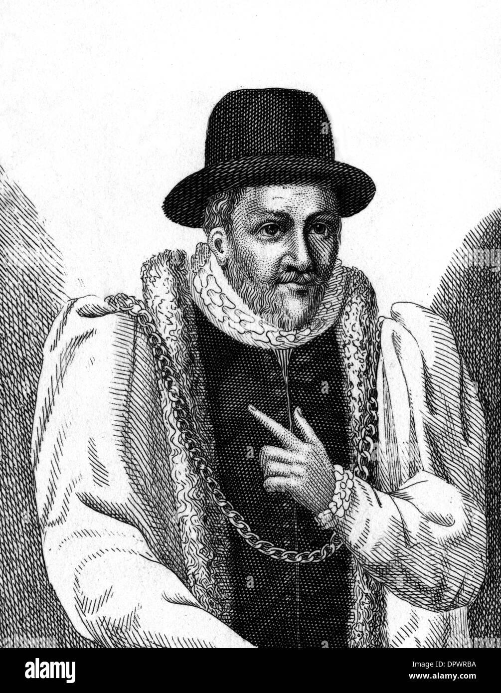 SIR WILLIAM RYDER - Stock Image