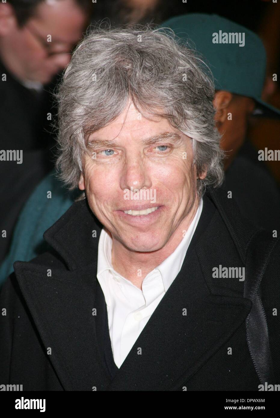 Feb 18, 2009 - New York, New York, USA - Publicist KEN SUNSHINE attends the special screening of 'Tyler Perry's Madea Goes to Jail' held at the AMC Loews Lincoln Center Theater. (Credit Image: © Nancy Kaszerman) - Stock Image