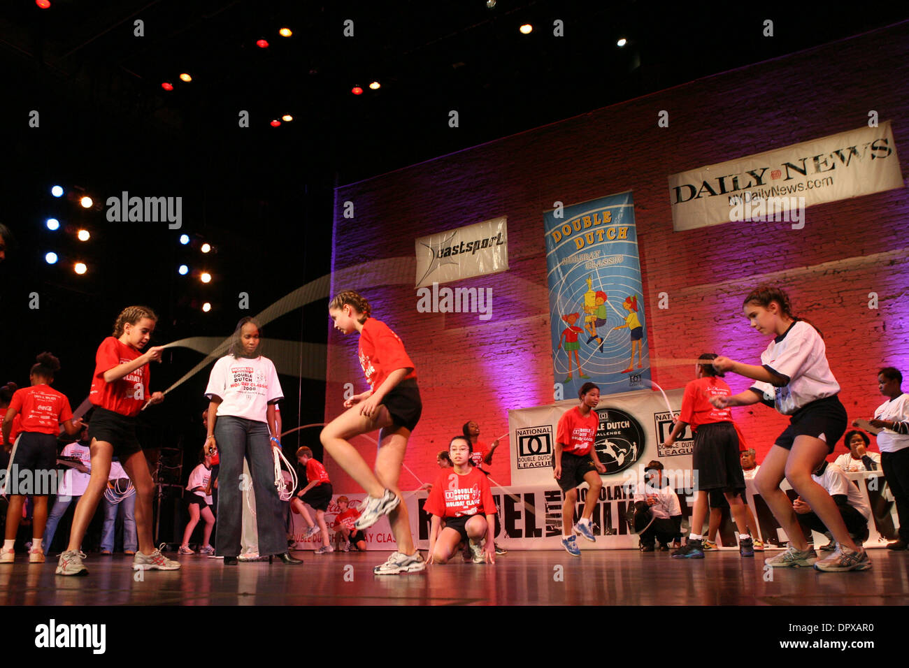 Annual Double Dutch Holiday Classic at the Apollo Theater in Harlem 7b894ce040