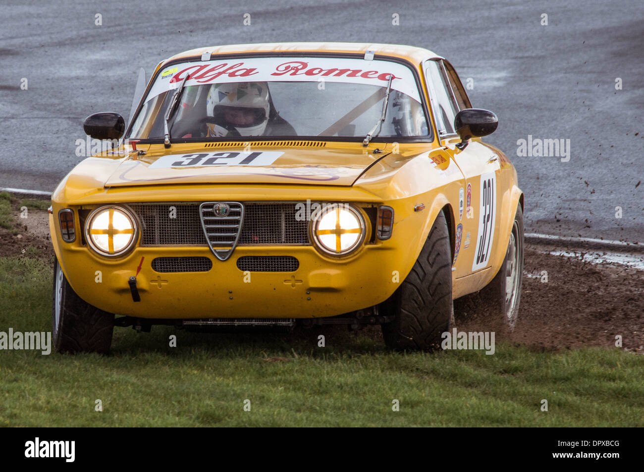 Alfa Romeo Classic Sport Cars Stock Photos Alfa Romeo Classic