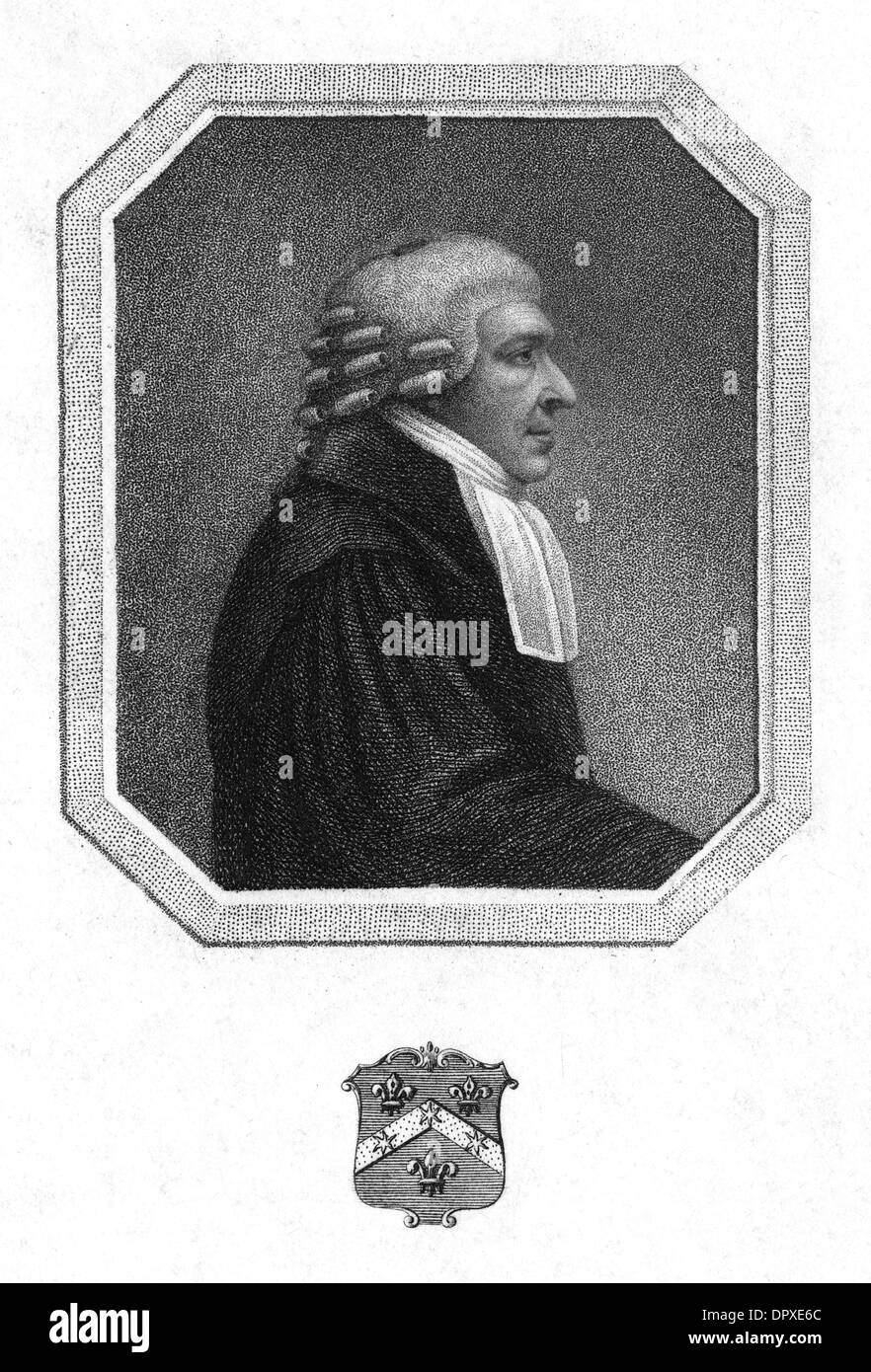 SIR SAMUEL SHEPHERD - Stock Image