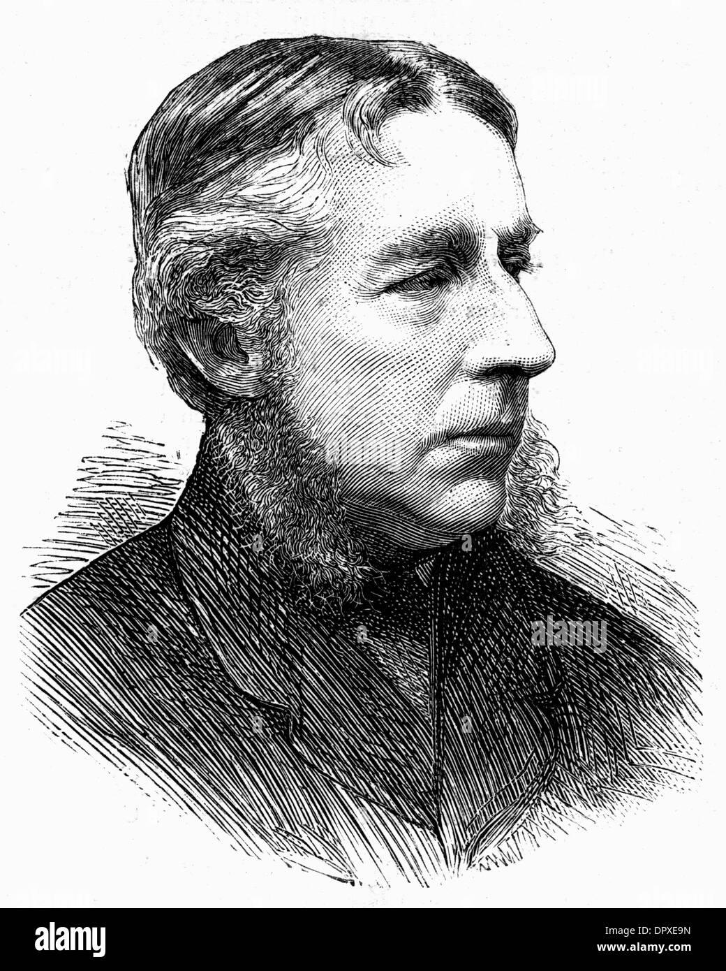 JOSEPH SHORTHOUSE - Stock Image