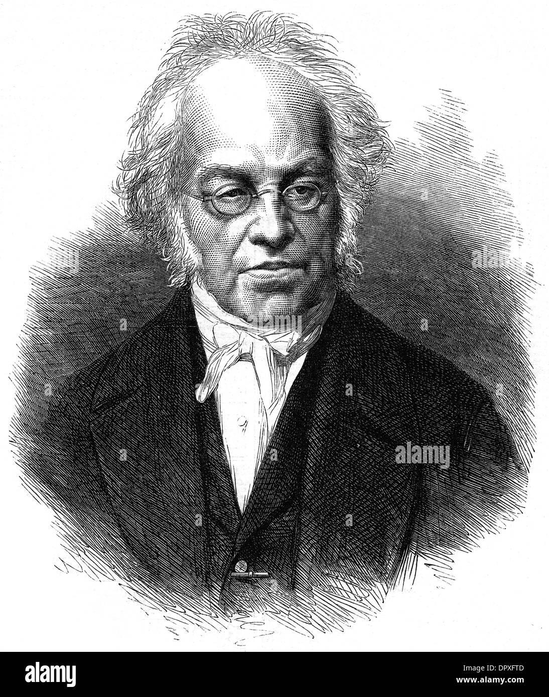 SIR GEORGE SMART - Stock Image