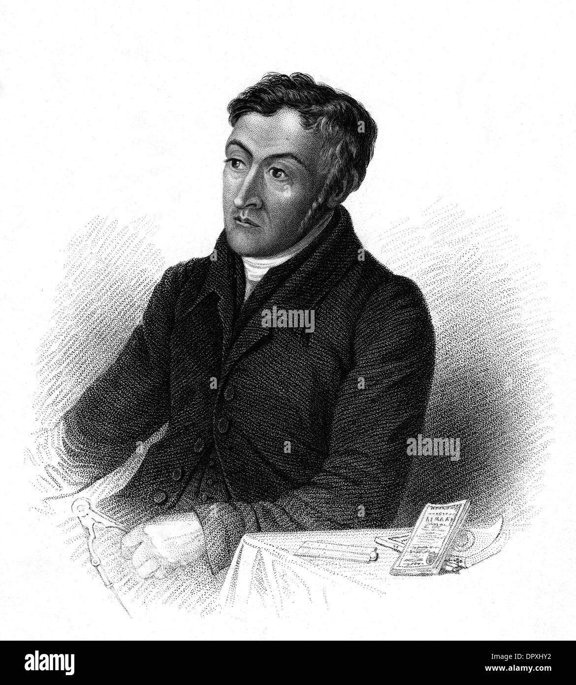 THOMAS SQUIRE - Stock Image