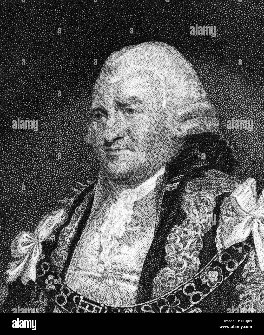 SIR WILLIAM STAINES - 1 - Stock Image
