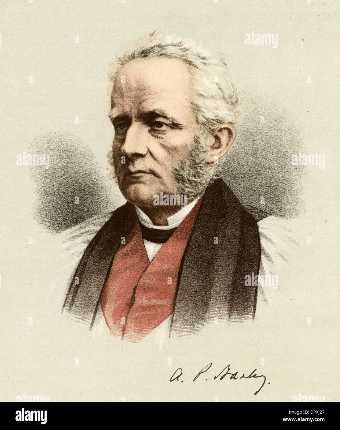 ARTHUR STANLEY, DEAN - Stock Image