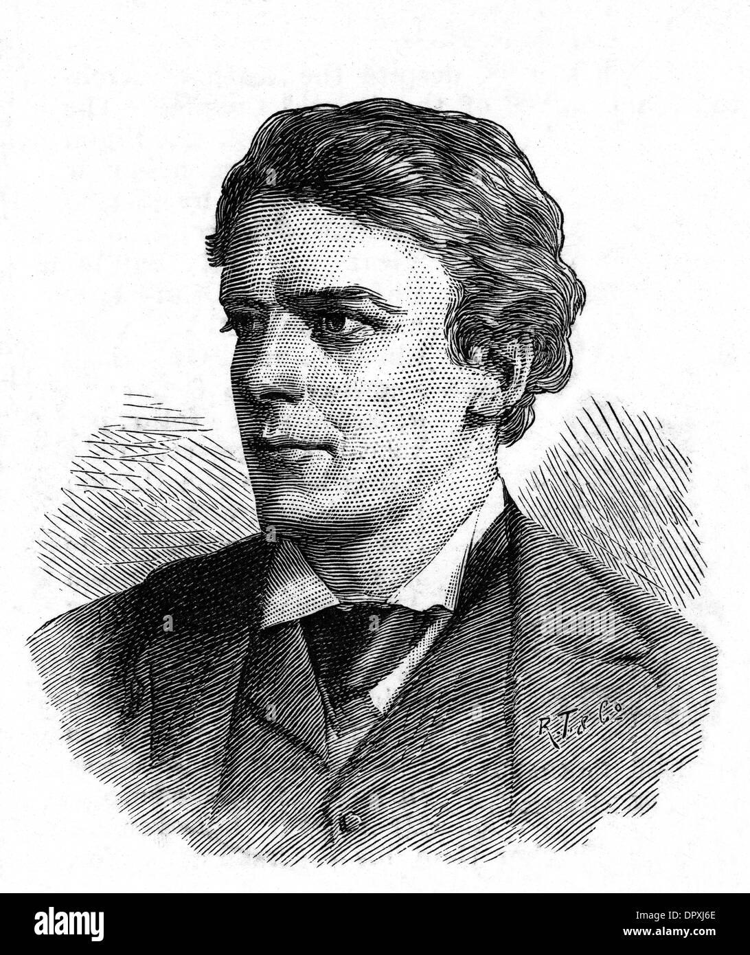 JAMES KENNETH STEPHEN - Stock Image