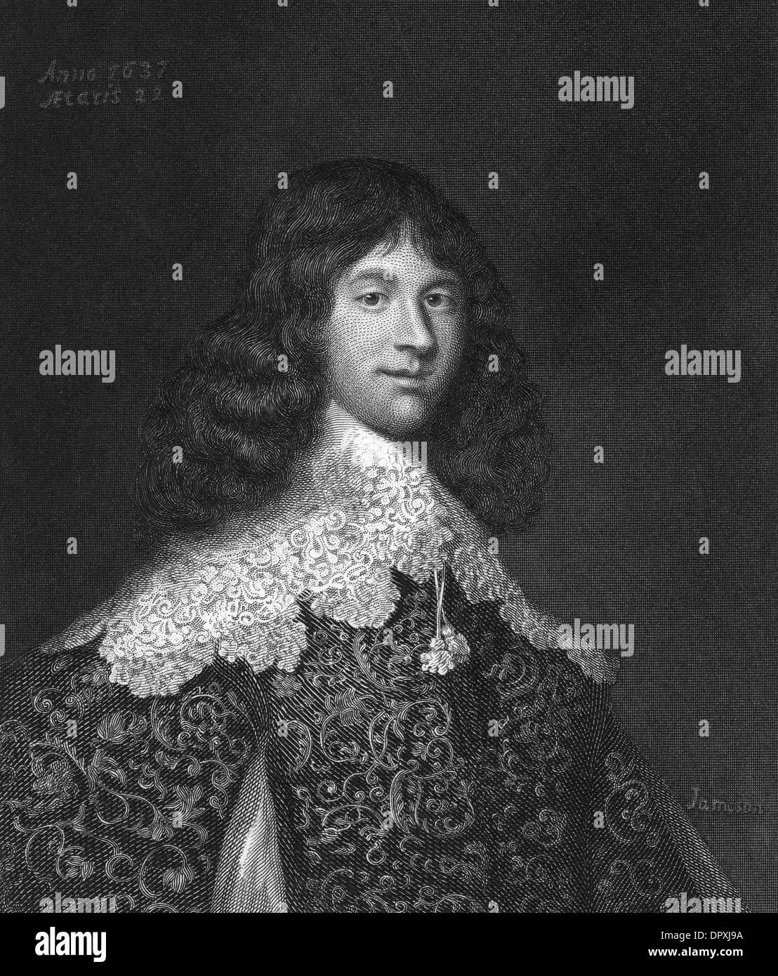 SIR GEORGE STIRLING - Stock Image