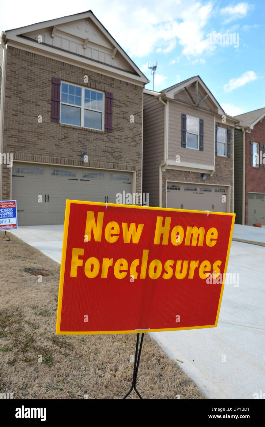 Foreclosed Home Usa Stock Photos & Foreclosed Home Usa Stock Images