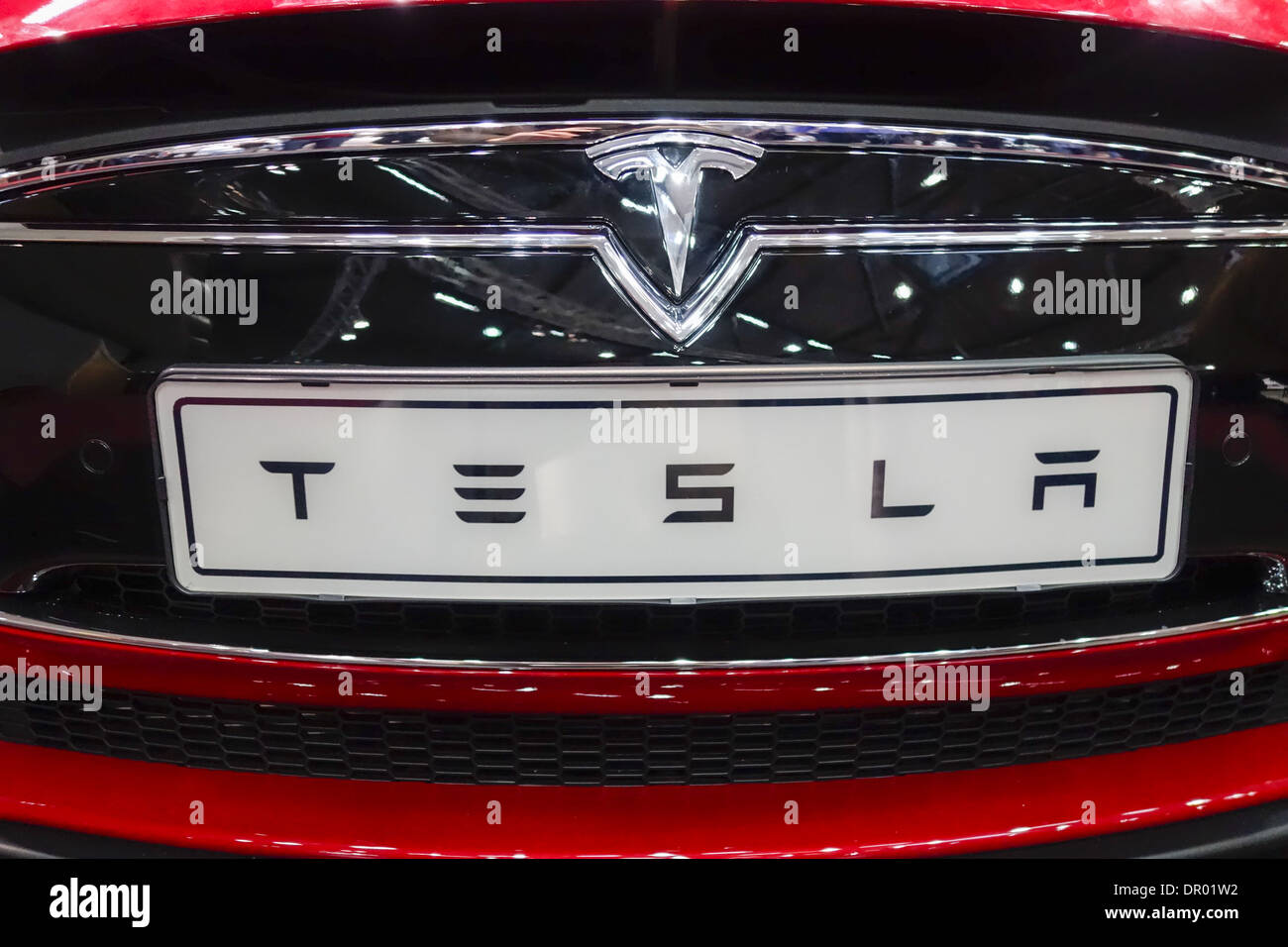 Transportation Mobility New Sale Technology Tesla Stock Photos