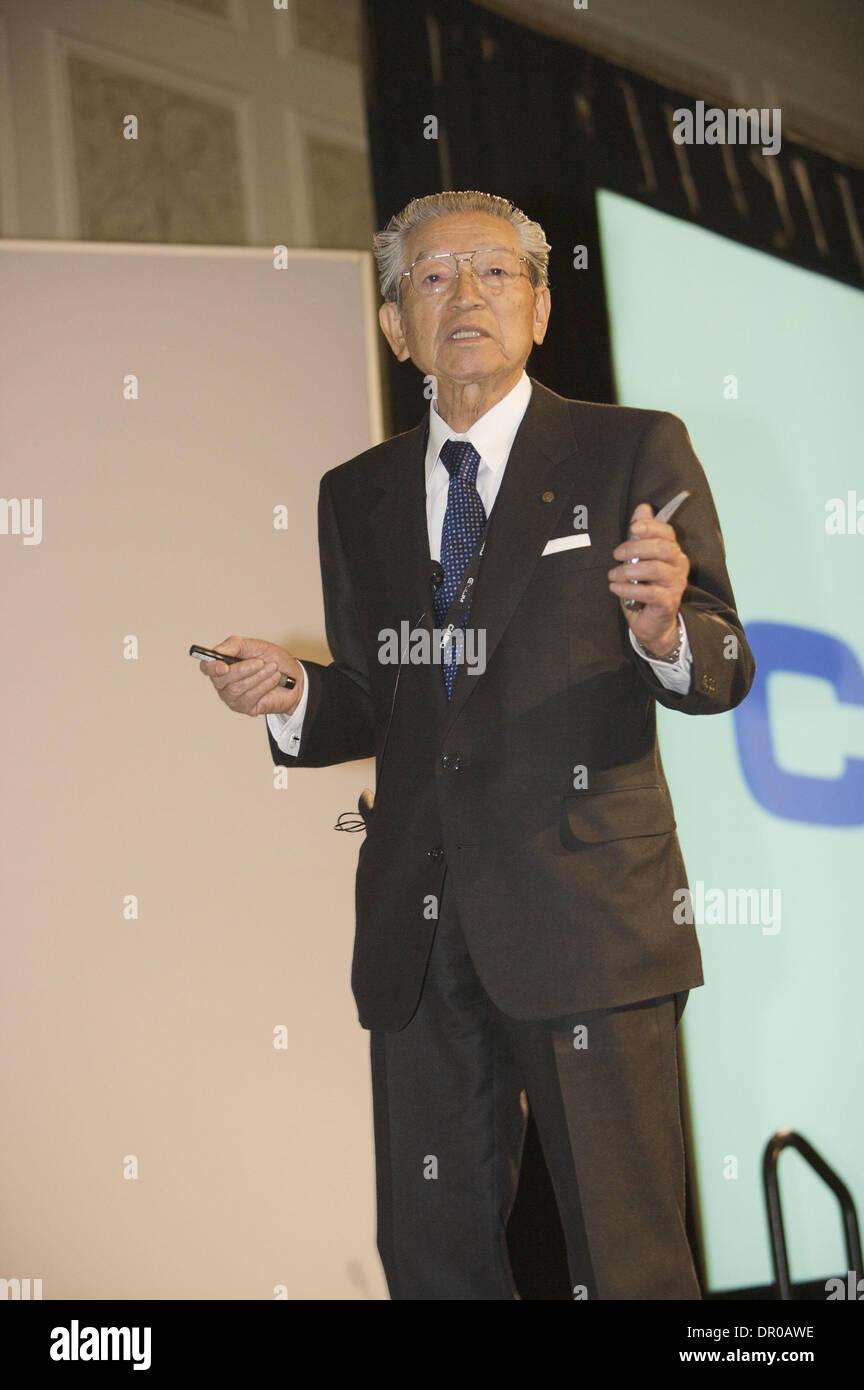 hot sale online a28d5 1a838 Jan 07, 2009 - Las Vegas, Nevada, USA - KAZUO KASHIO ...