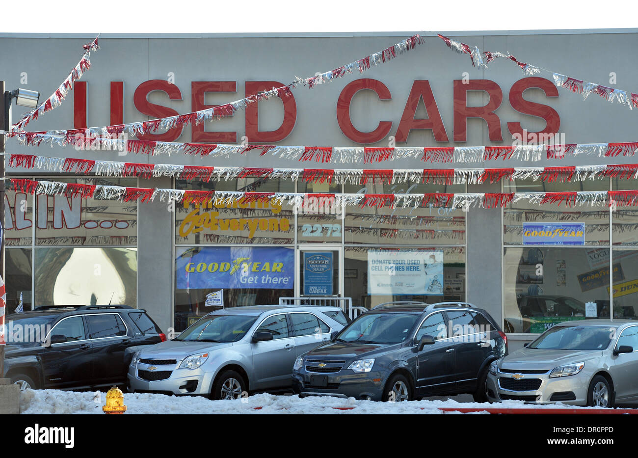 Biggest Used Car Dealer In America