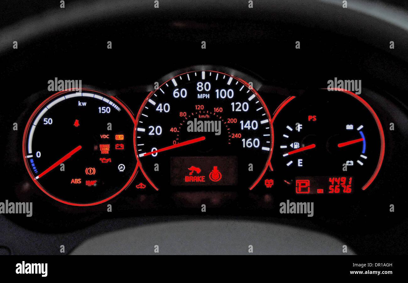 2009 Nissan Altima Dashboard Symbols Topsimages