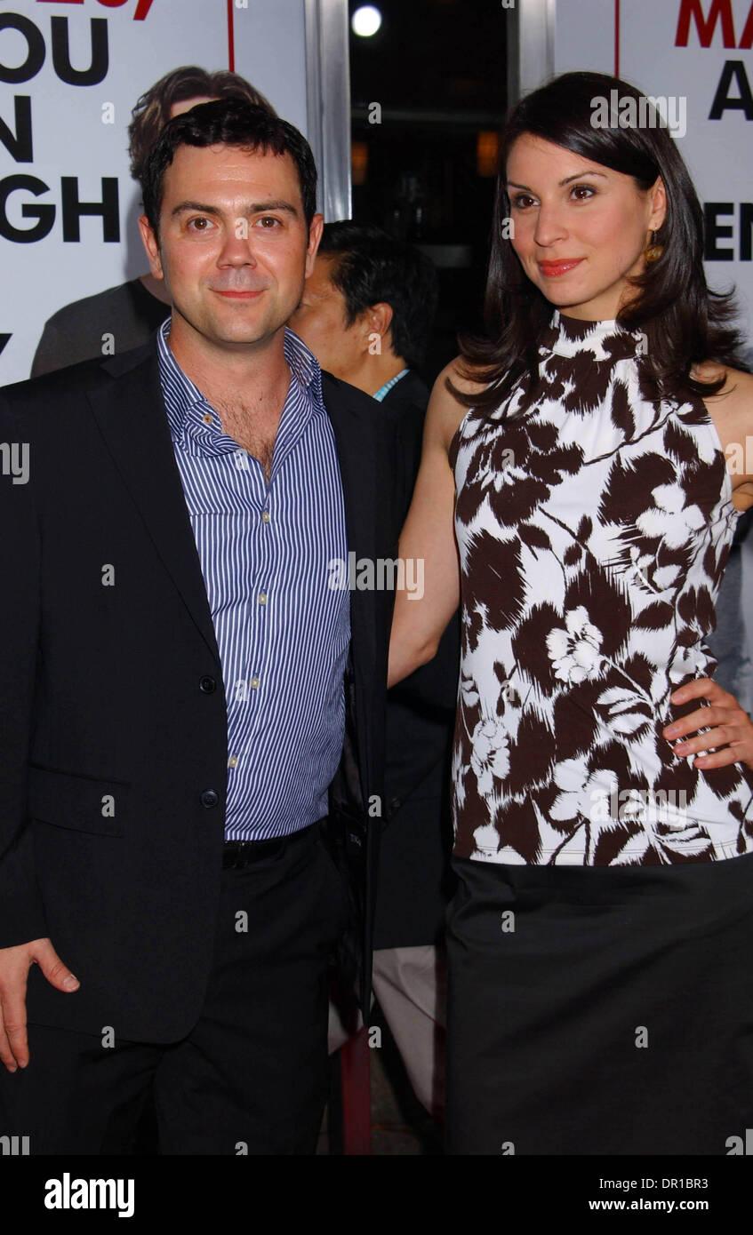 Joe Lo Truglio Wife The Premiere Of The New Movie From Dreamworks Stock Photo Alamy