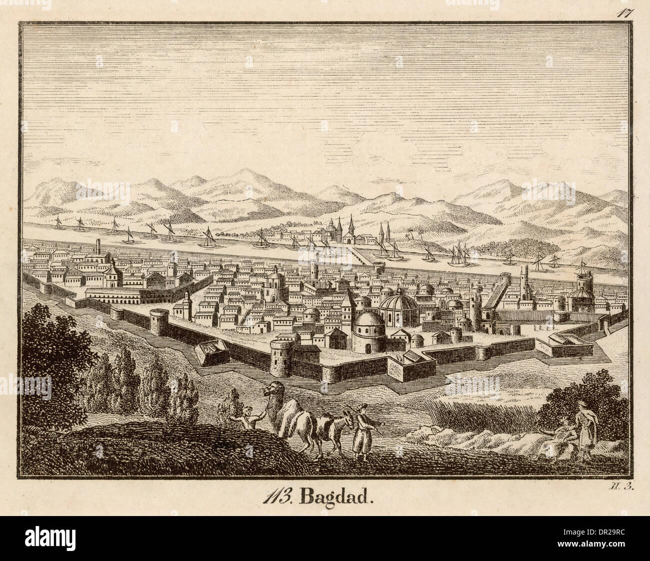 BAGHDAD C18 - Stock Image