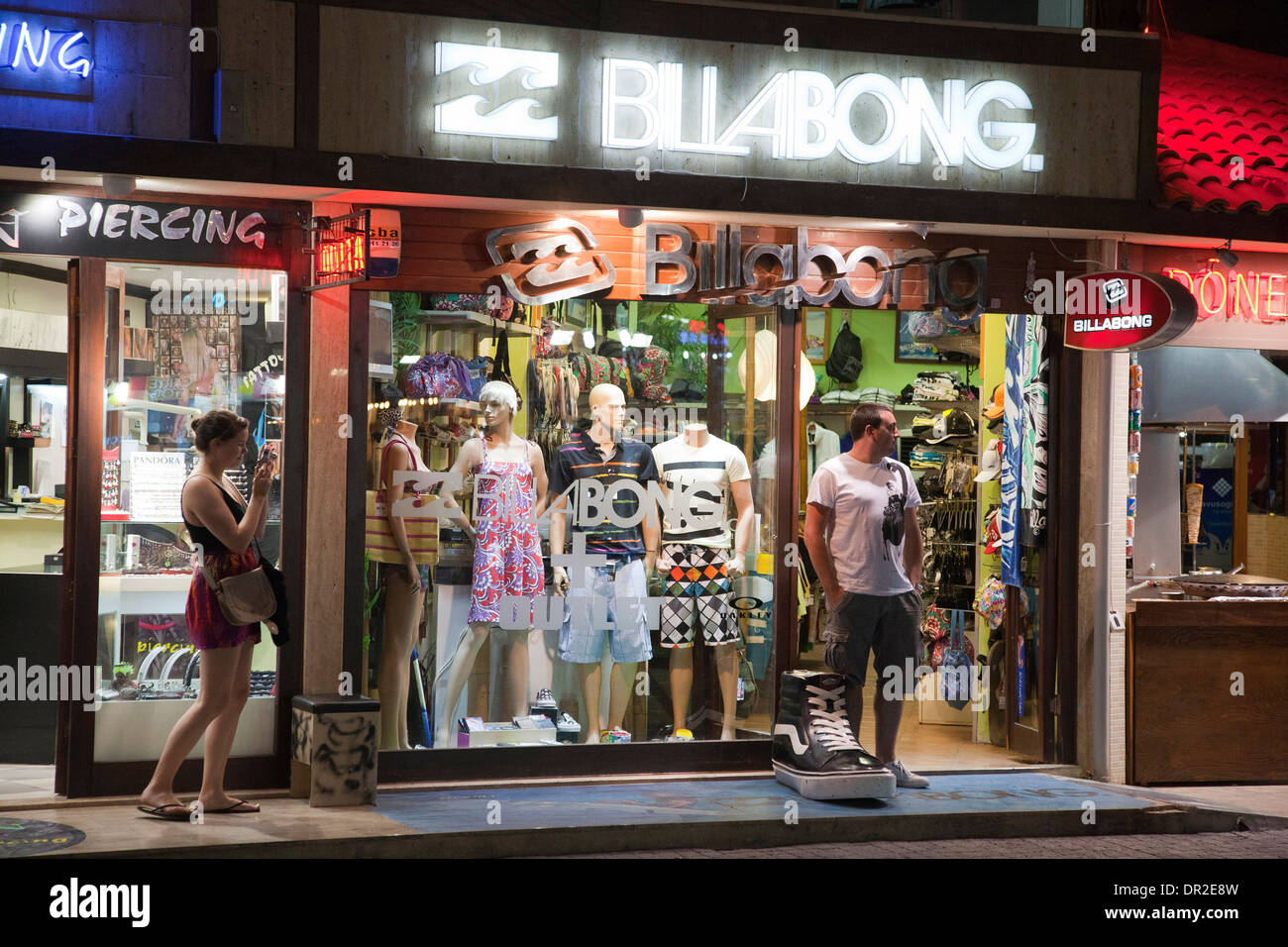 Turkish clothing stores