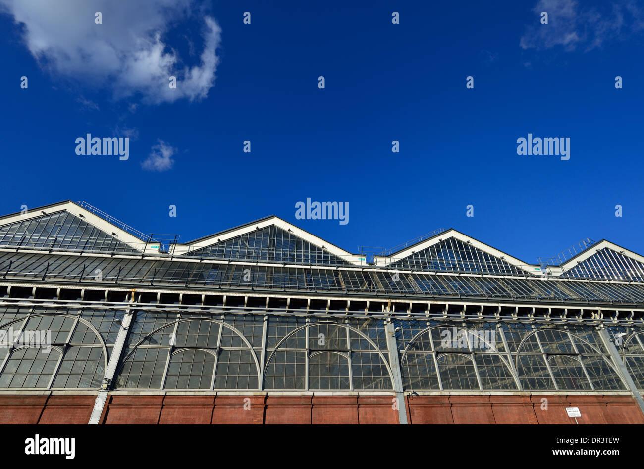 London Waterloo station,Waterloo Rd, London SE1, United Kingdom - Stock Image
