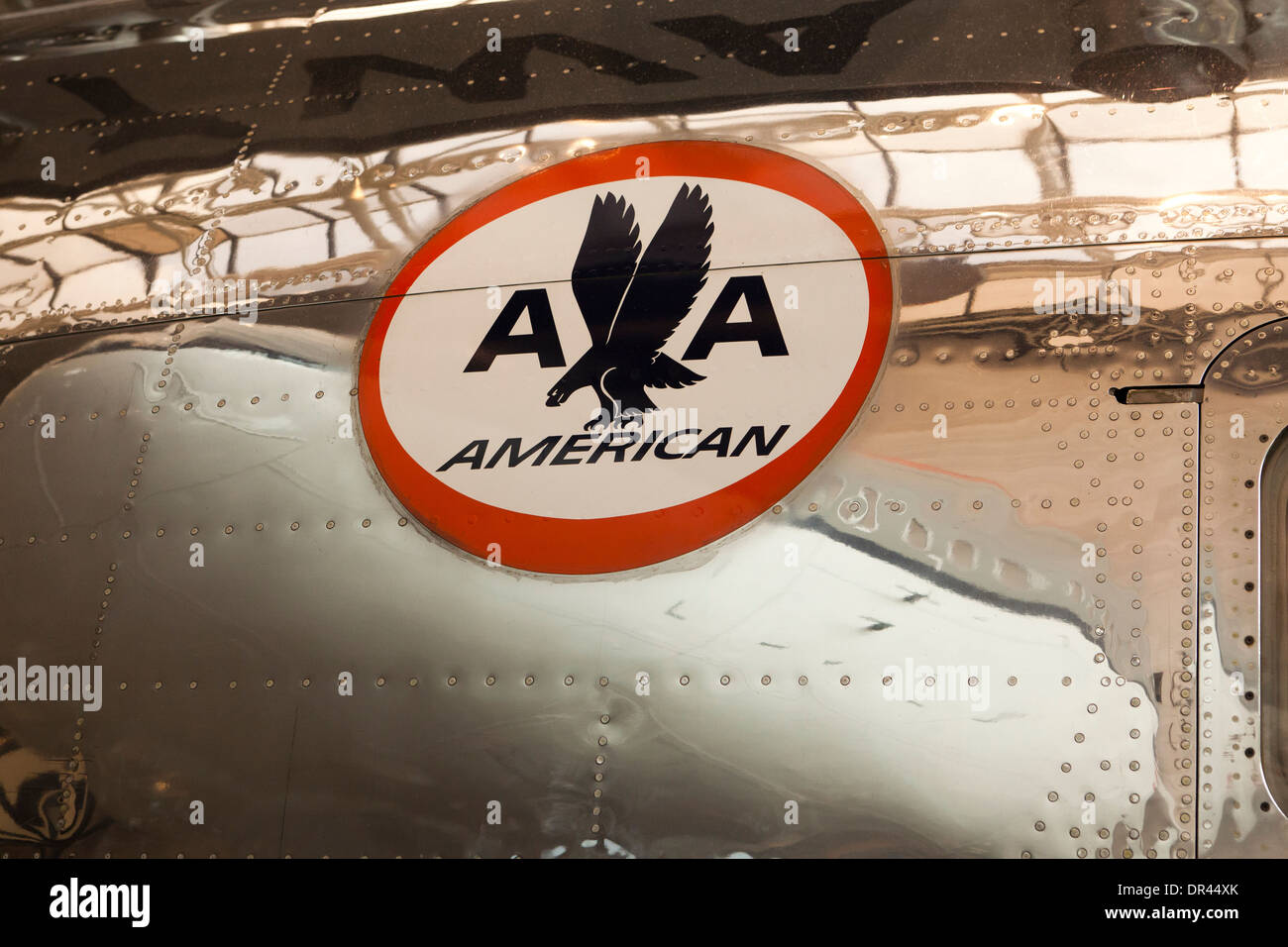 Vintage American Airlines Logo