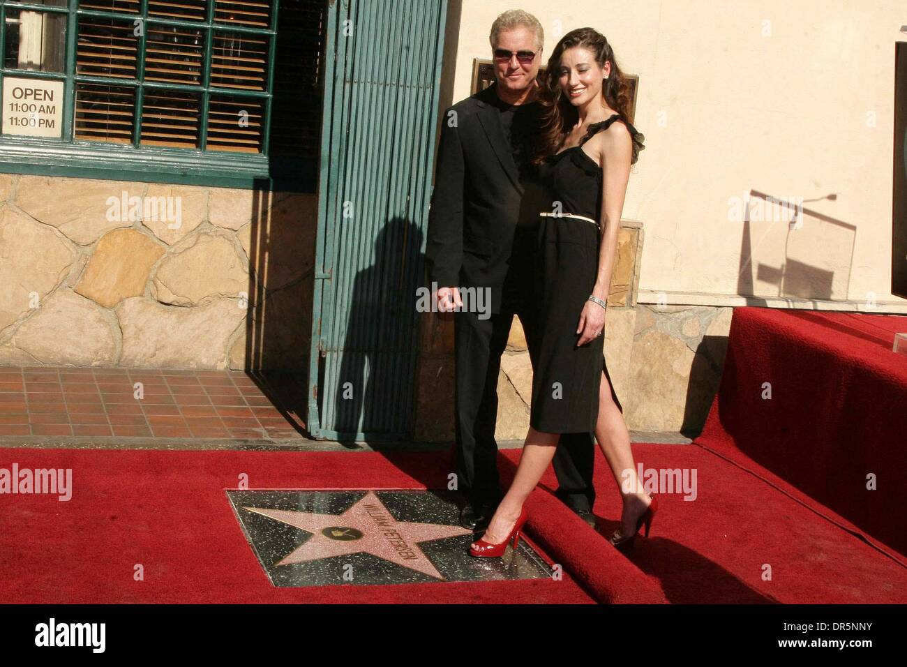 Girls pictures of william petersen and wife