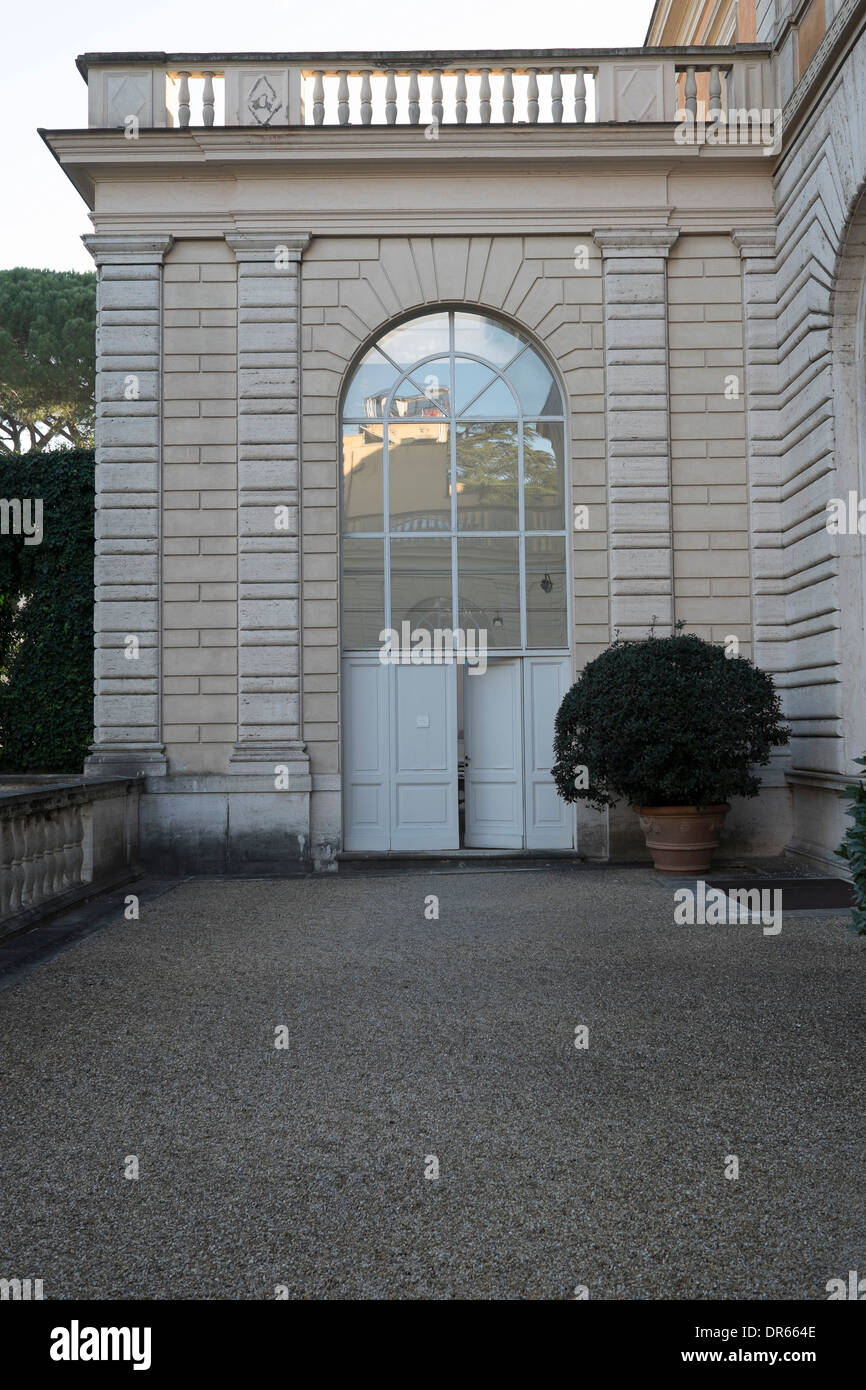 The American Academy In Rome Stock Photo 65904734 Alamy