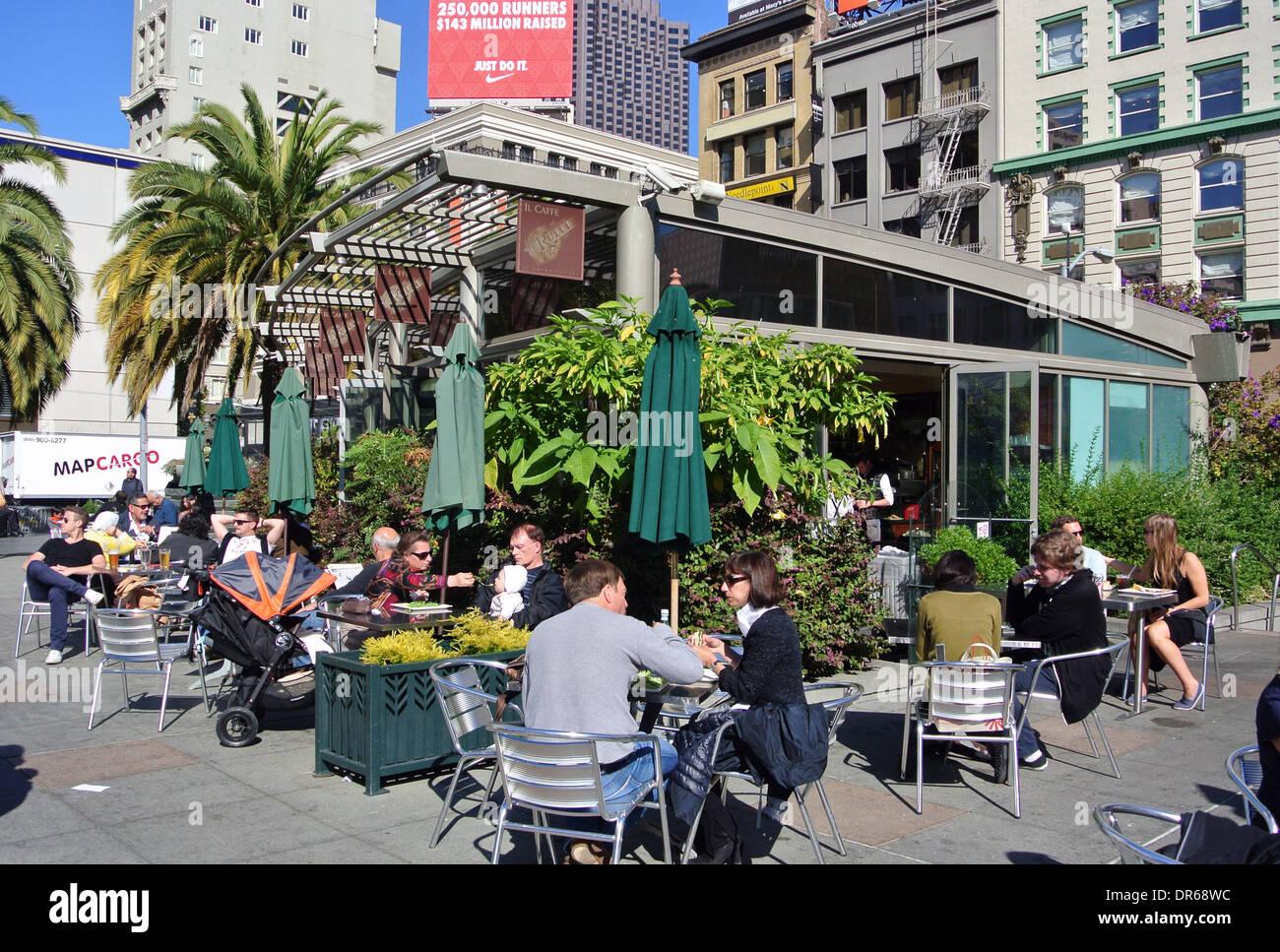 Union Square San Francisco Stock Photos & Union Square San Francisco ...