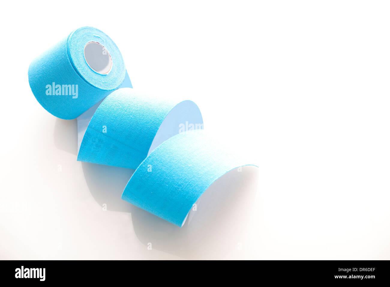 Roll of bandage - Stock Image