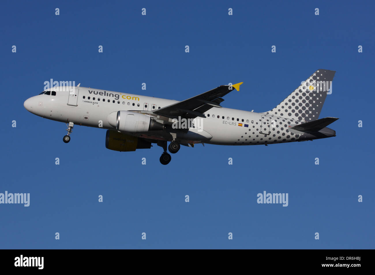VUELING - Stock Image
