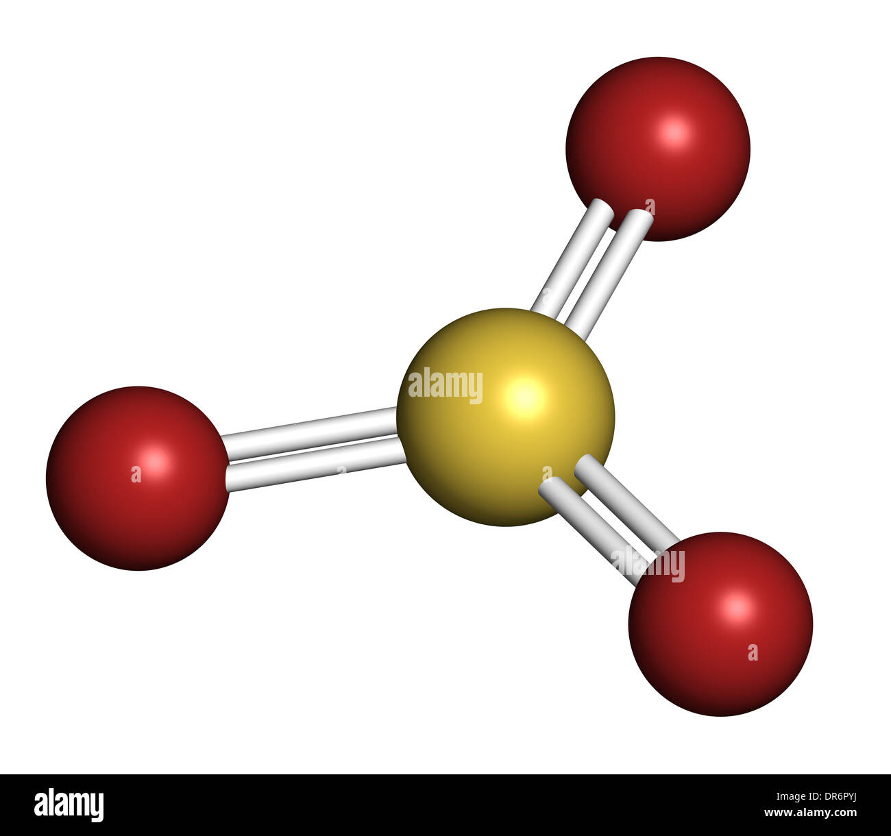Sulfur trioxide pollutant molecule principal agent in acid rain sulfur trioxide pollutant molecule principal agent in acid rain atoms are represented as spheres with conventional color ccuart Choice Image