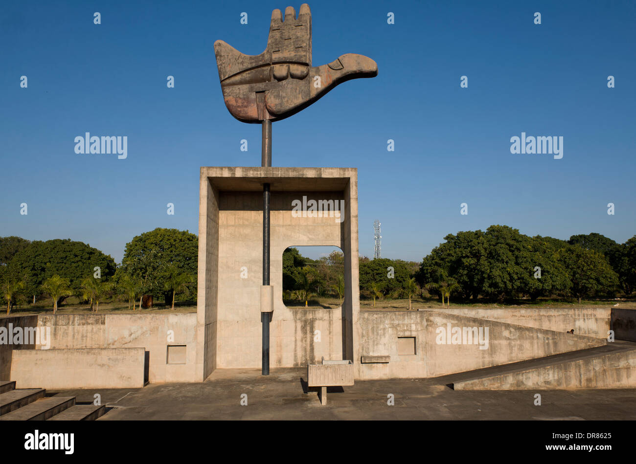 Capitol Complex Of Chandigarh Stock Photos Capitol Complex Of